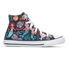 Girls' Converse Little Kid & Big Kid CTAS Mermaid Hi Sneakers