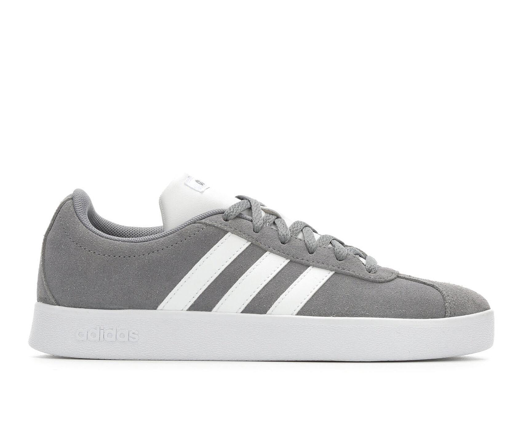 9736377eba203 Boys' Adidas Little Kid & Big Kid VL Court Sneakers | Shoe Carnival