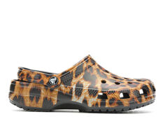 Women's Crocs Classic Animal Print Clogs