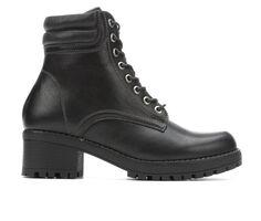 Women's Patrizia Lavania Lugged Combat Boots