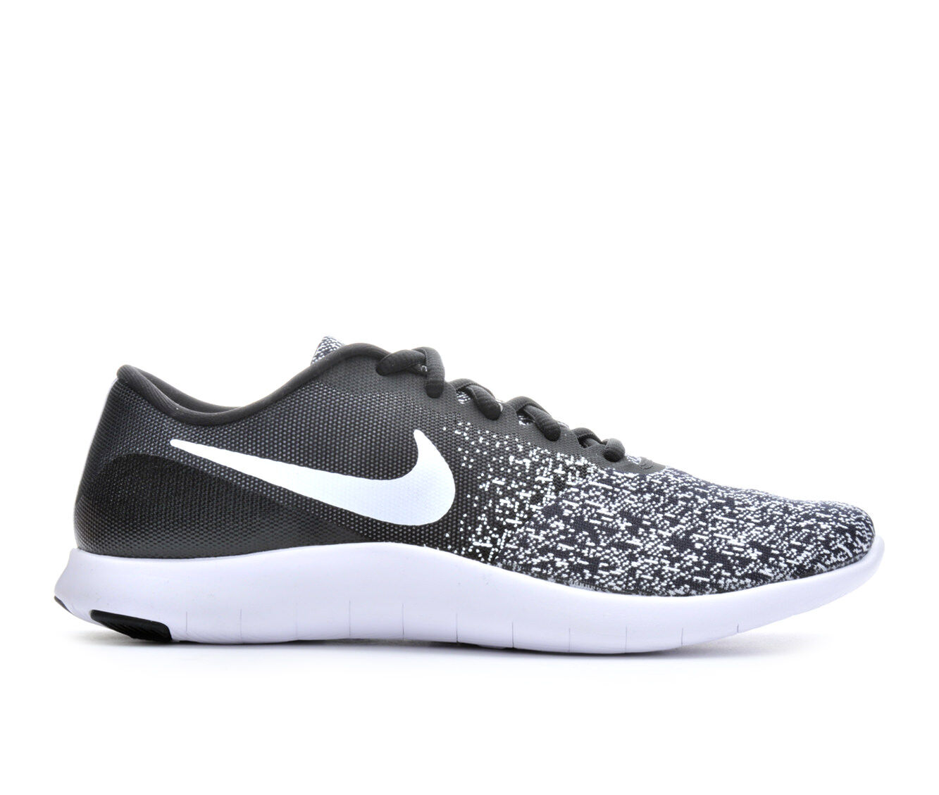 Super Specials Women's Nike Flex Contact Running Shoes Black/White