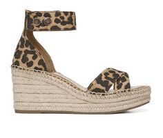 Women's Franco Sarto Carlotta Wedge Sandals