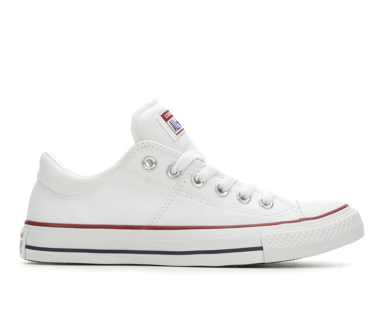 purchase cheap top quality Women's Converse Madison Ox Sneakers White/Blue/Red