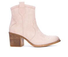 Women's Dirty Laundry Unite Western Booties