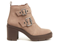 Women's Rocket Dog Kamari Platform Booties