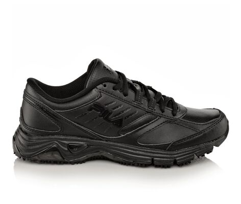 Women's Fila Memory Flux Slip Resistant Safety Shoes