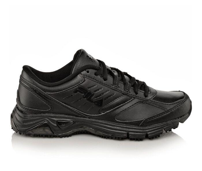 Women's Fila Memory Flux Slip Resistant Safety Shoes