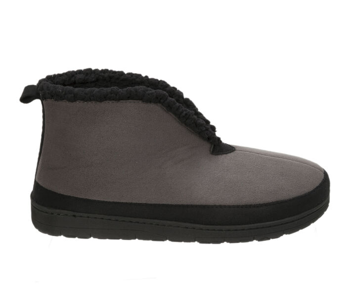 Dearfoams Microsuede Boot with Mudguard