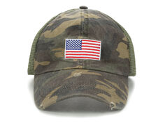 David and Young Americana Patch Hat