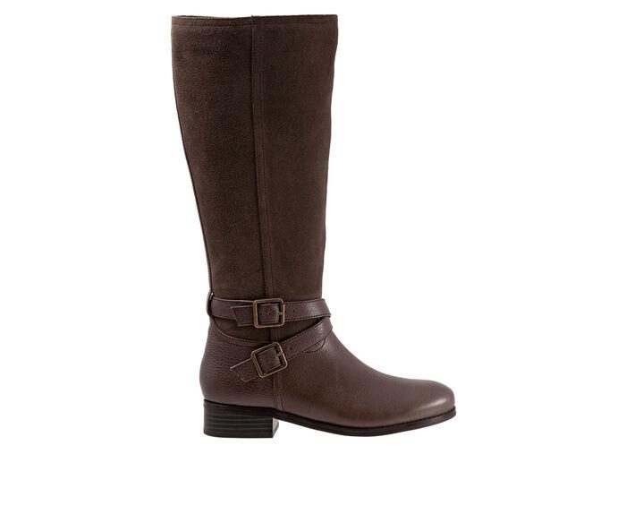 Women's Trotters Larkin Wide Calf Knee High Boots