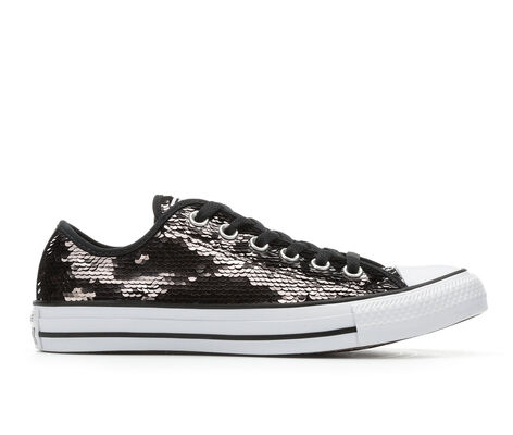Women's Converse Sequin Ox Sneakers