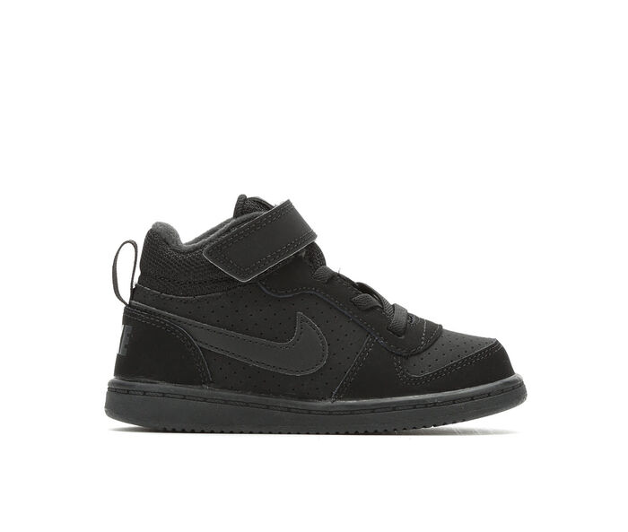 Boys' Nike Infant & Toddler Court Borough Mid High Top Basketball Shoes