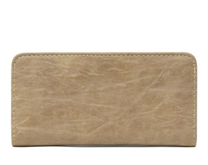 Mundi/Westport Corp. Slim Clutch Keeper Wristlet