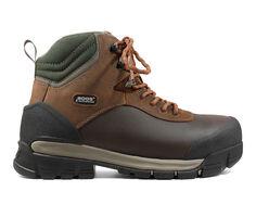 """Men's Bogs Footwear Bedrock Shell 6"""" Comp Toe Work Boots"""