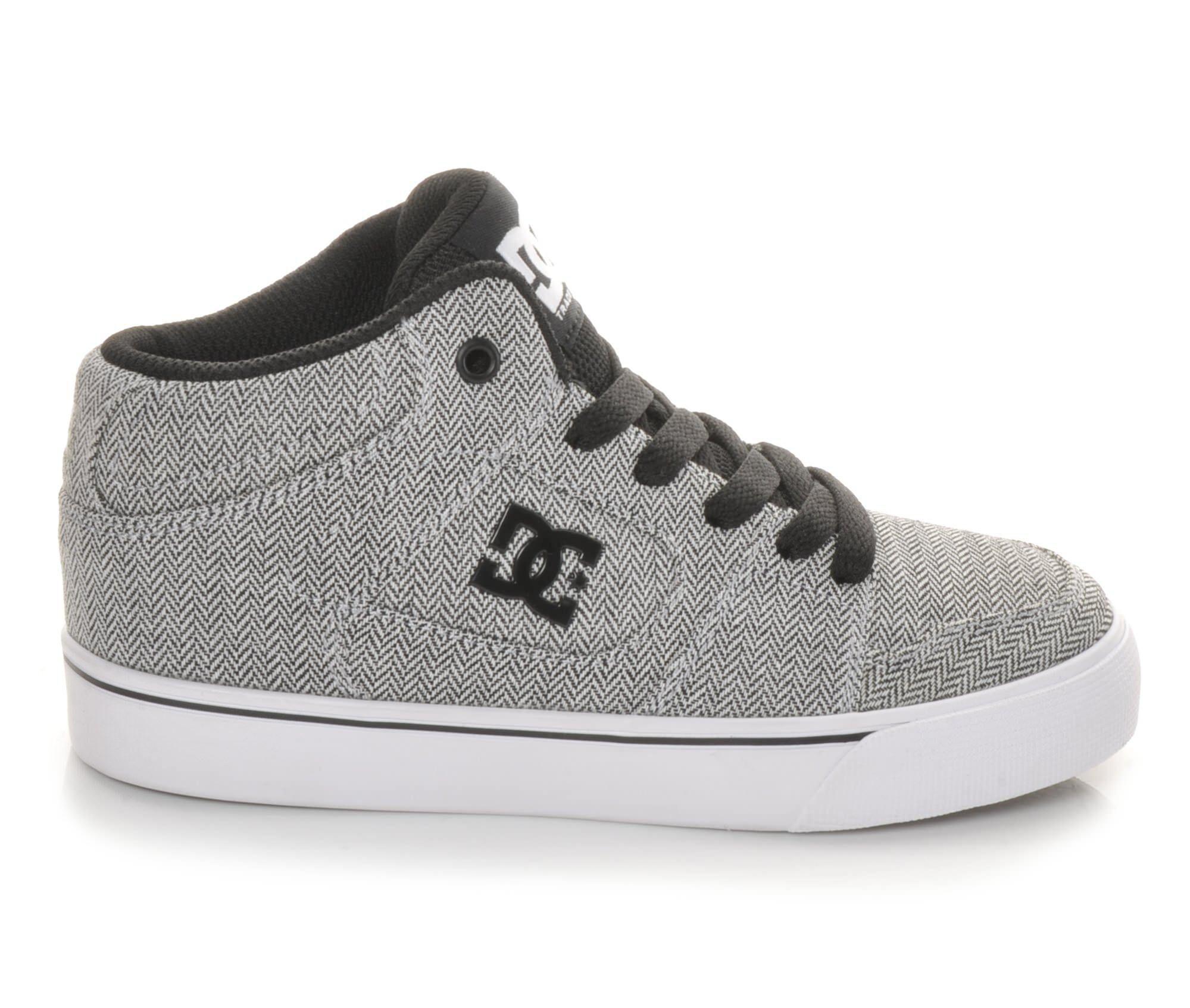 DC Shoes DC Patrol TX SE 10 5 3 Boys Casual Shoes Black/White