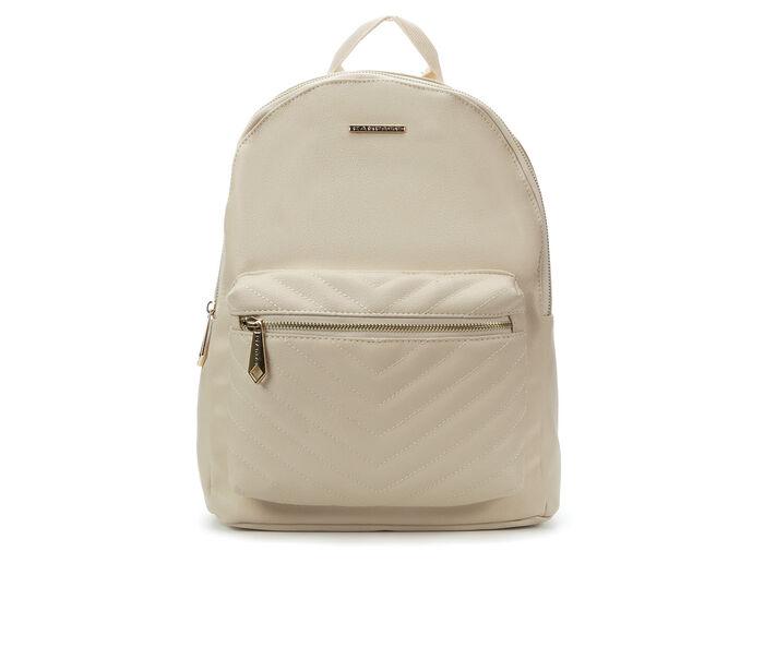 Rampage Chevron Quilt Backpack Handbag