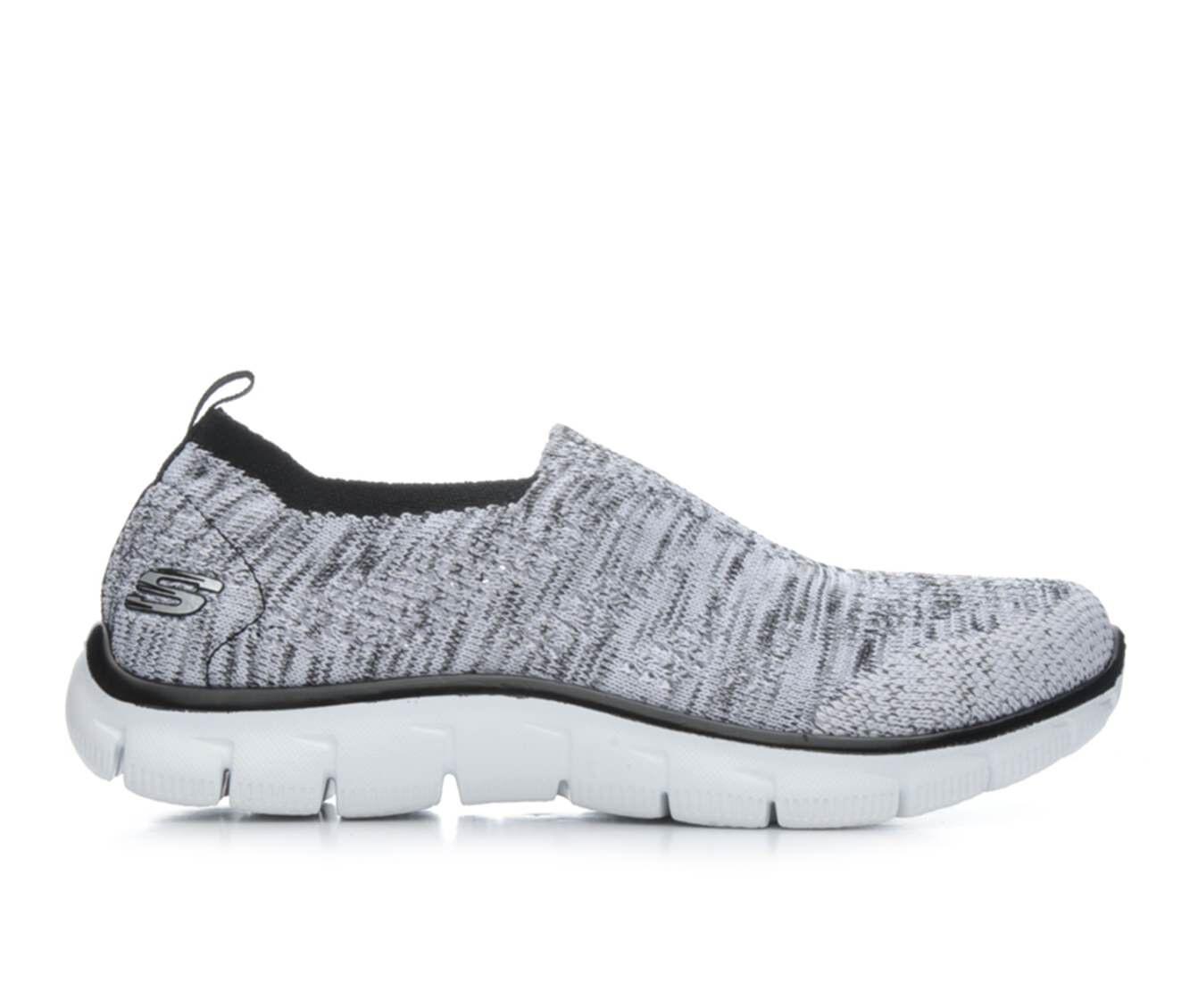 gray skechers