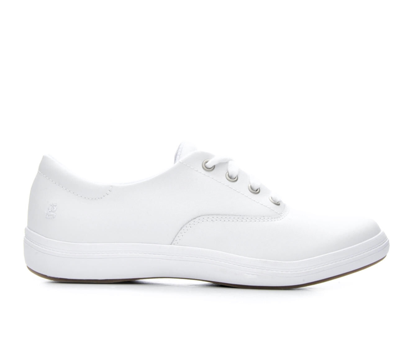 Women's Grasshoppers Janey II Leather Shoes White