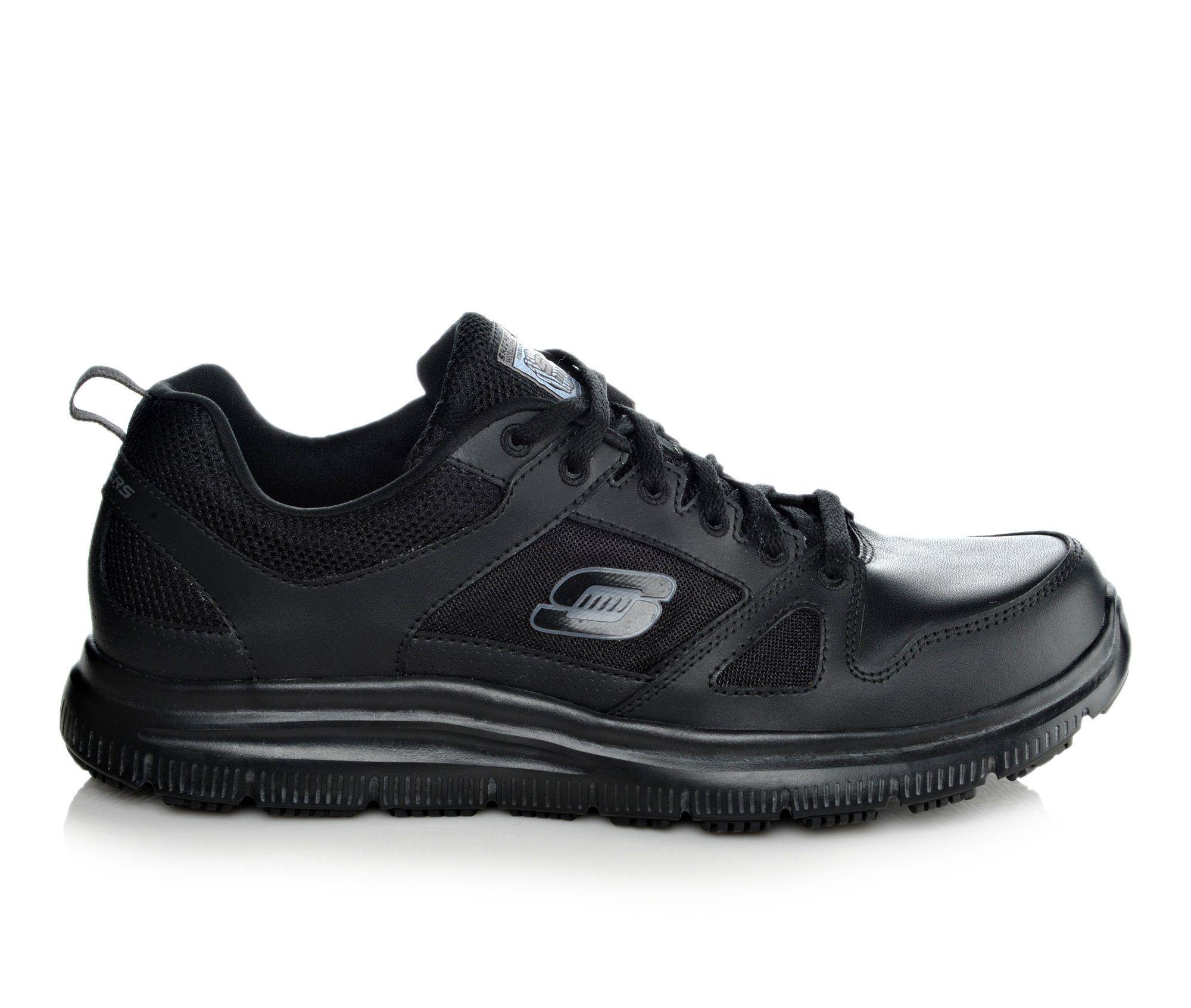 Nice! Mens SKECHERS FLEX MEMORY FOAM Athletic Shoes Size