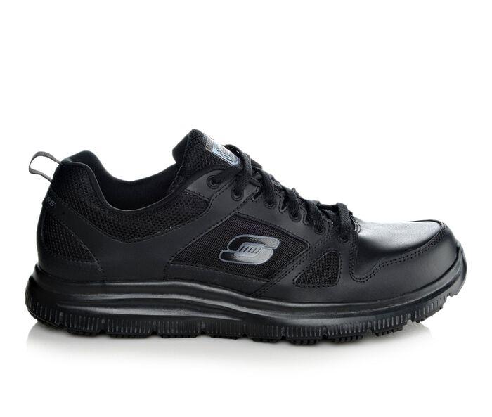 Men's Skechers Work 77040 Flex Advantage Slip Resistant Safety Shoes