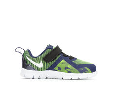 Boys' Nike Toddler Flex Contact Control II Athletic Shoes