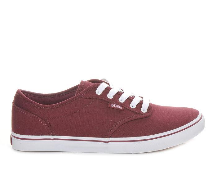 vans shoes white and brown. women\u0027s vans atwood low skate shoes white and brown