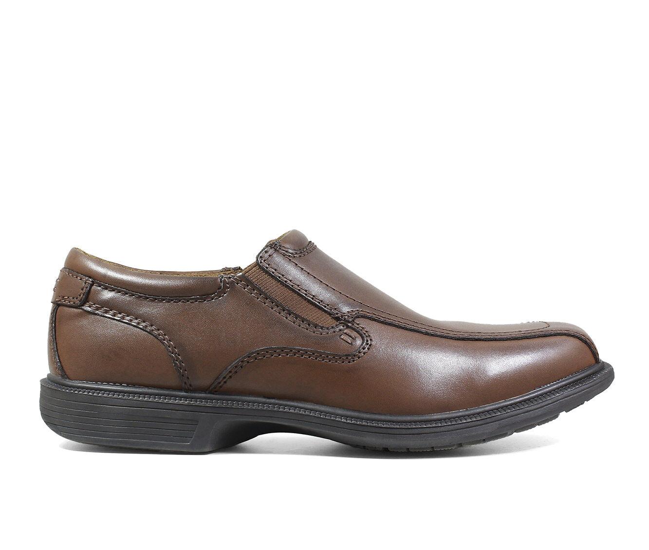 Men's Nunn Bush Bleeker Street Dress Shoes Cognac