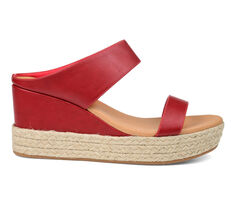 Women's Journee Collection Alissa Espadrille Wedges