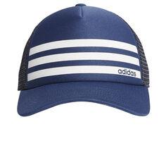 Adidas Men's Linear 3S Trucker Hat