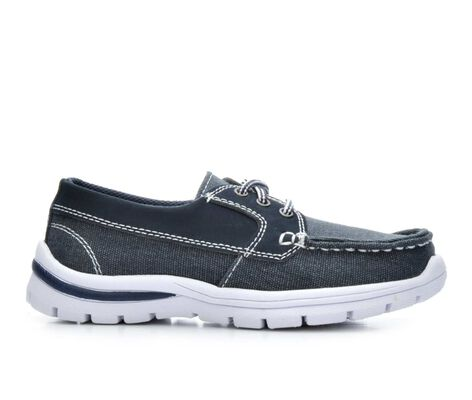 Boys' Anchors Edge Bay Austin 11-7 Boat Shoes