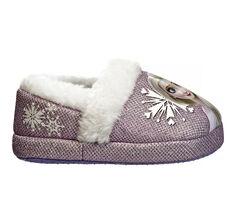 Disney Toddler & Little Kid Frozen Snowflake Slippers