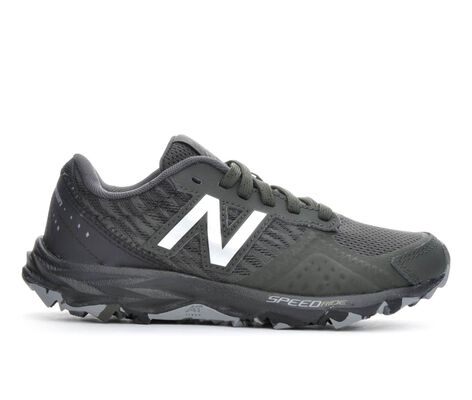 Boys' New Balance KT690RGY 10.5-7 Running Shoes