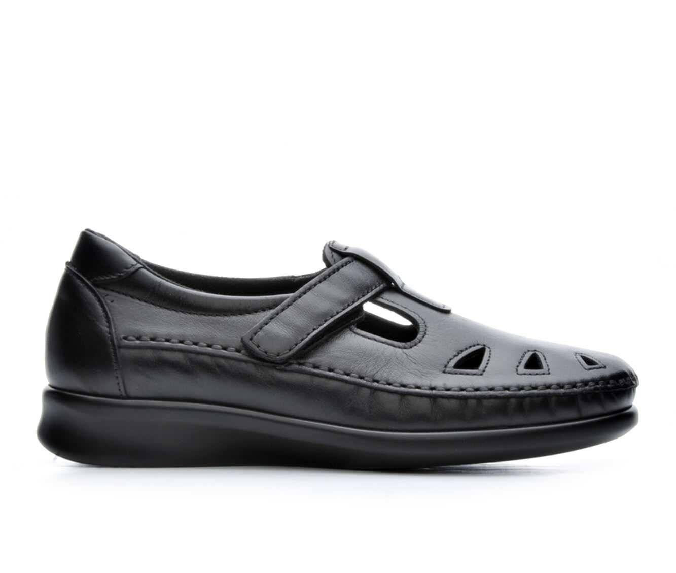get cheap Women's Sas Roamer Comfort Shoes Black
