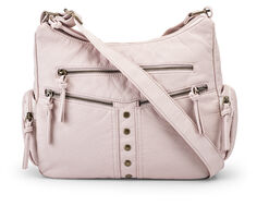 Bueno Of California Ele Washed Crossbody Handbag