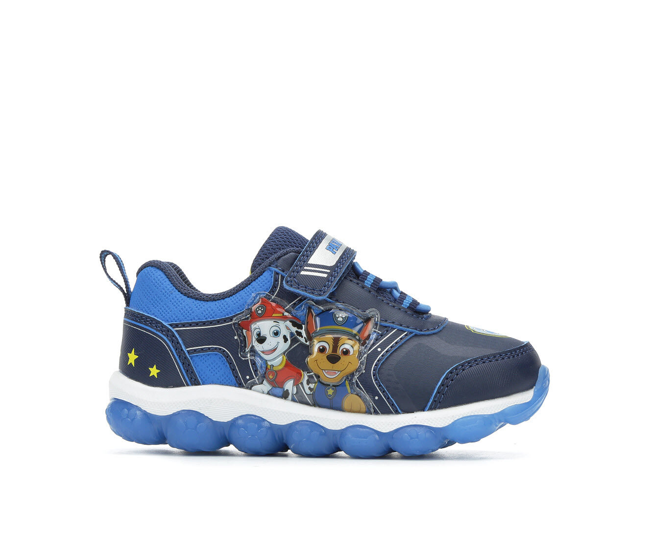 paw patrol light up shoes