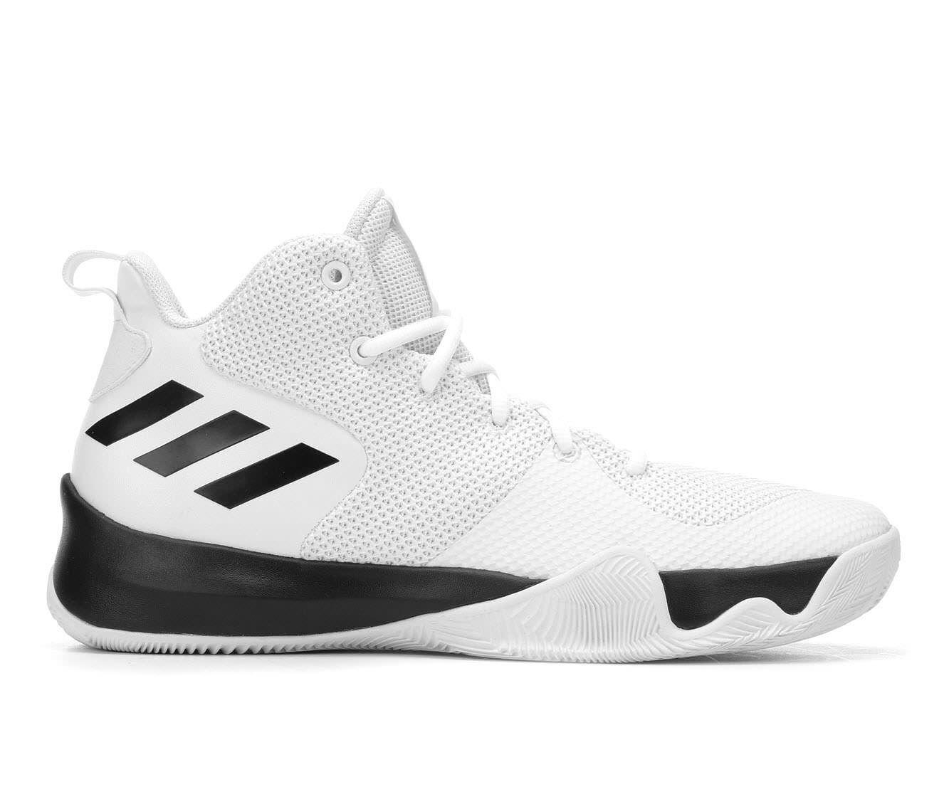 adidas explosive flash basketball trainers mens