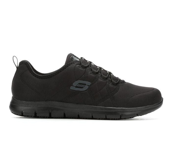 Women's Skechers Work 77211 Srelt Slip-Resistant Shoes