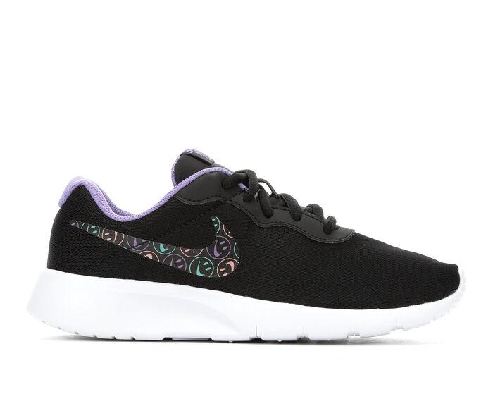 Girls' Nike Big Kid Tanjun Print Have A Nice Day Running Shoes