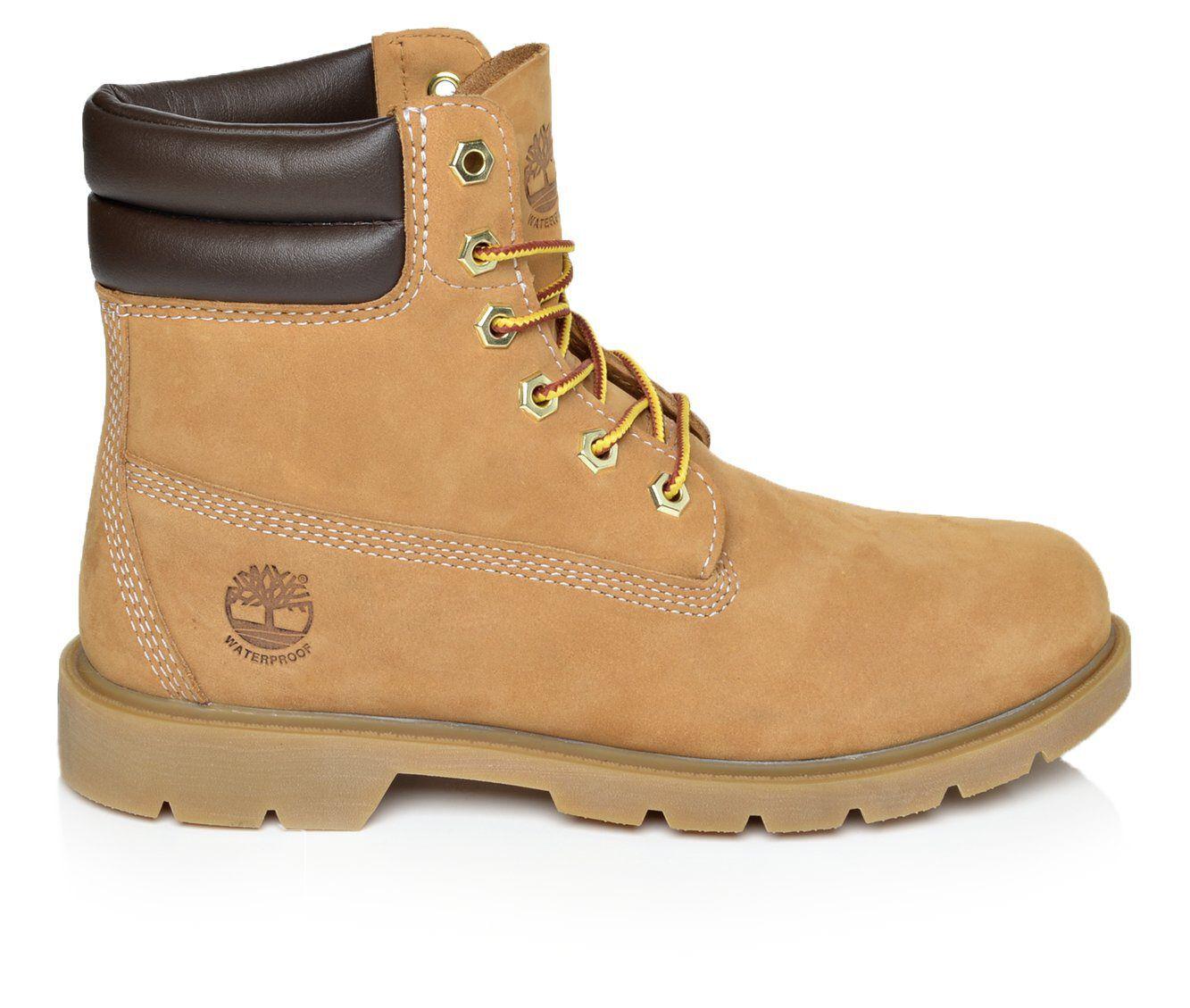 Women's Timberland Linden Woods Boots Wheat