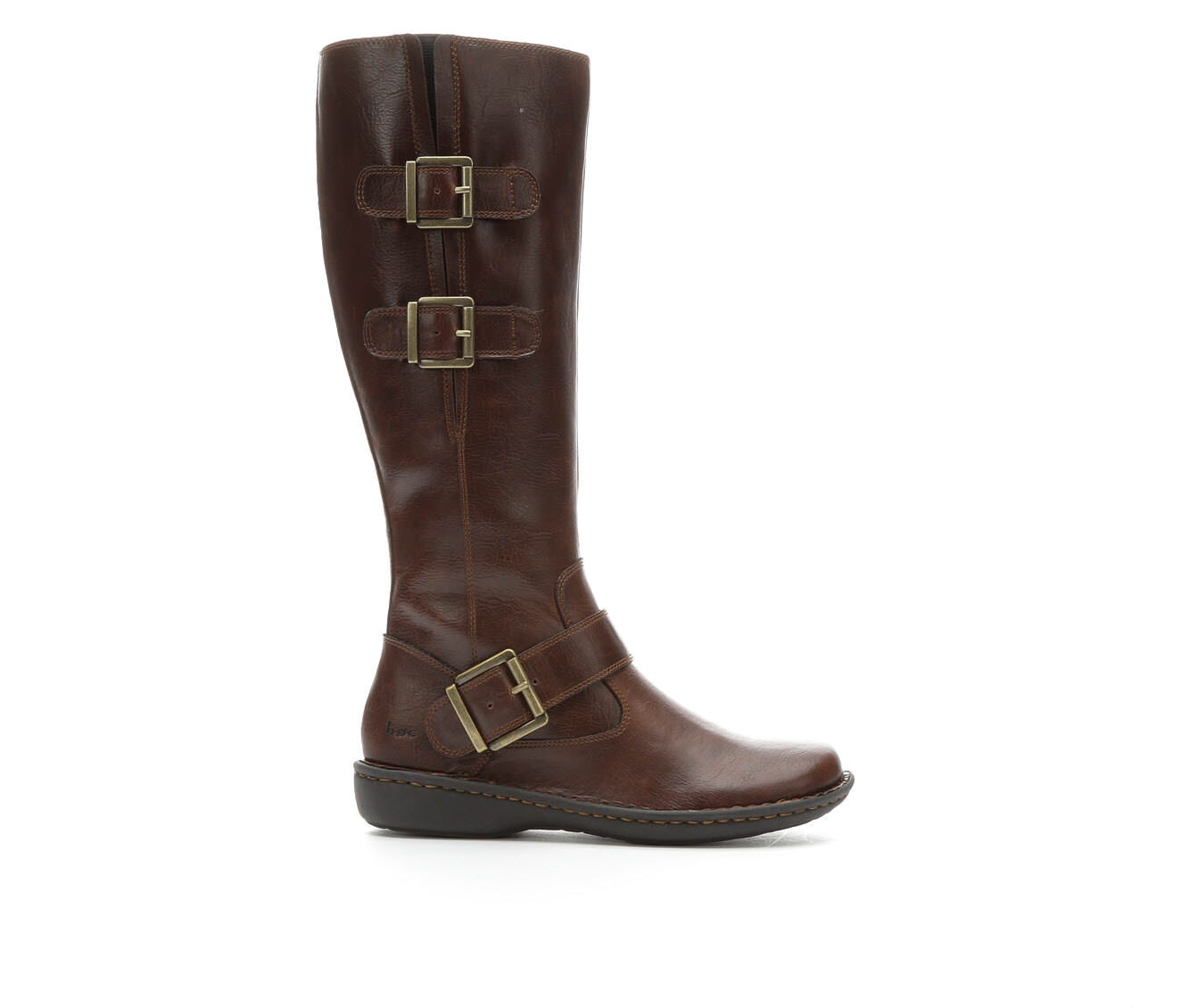 Women's B.O.C. Virginia Riding Boots Dark Brown