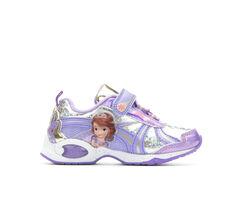Girls' Disney Sophia 7 5-12 Light-Up Velcro Sneakers