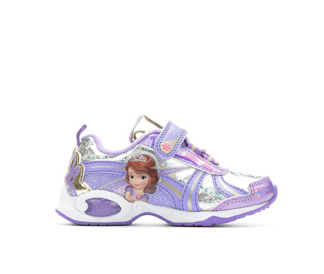 Girls' Disney Sophia 7 5-12 Light-Up Velcro Sneakers