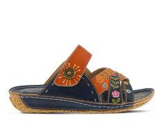 Women's L'Artiste Leigh Wedge Slide Sandals