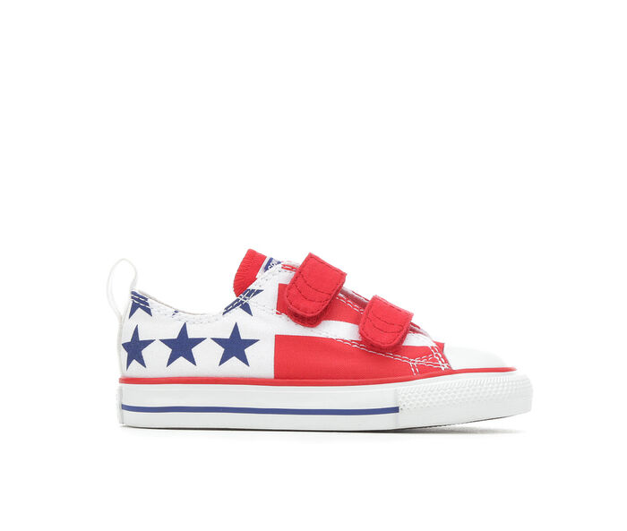 Kids' Converse Infant & Toddler CTAS Stars & Stripes 2 Sneakers