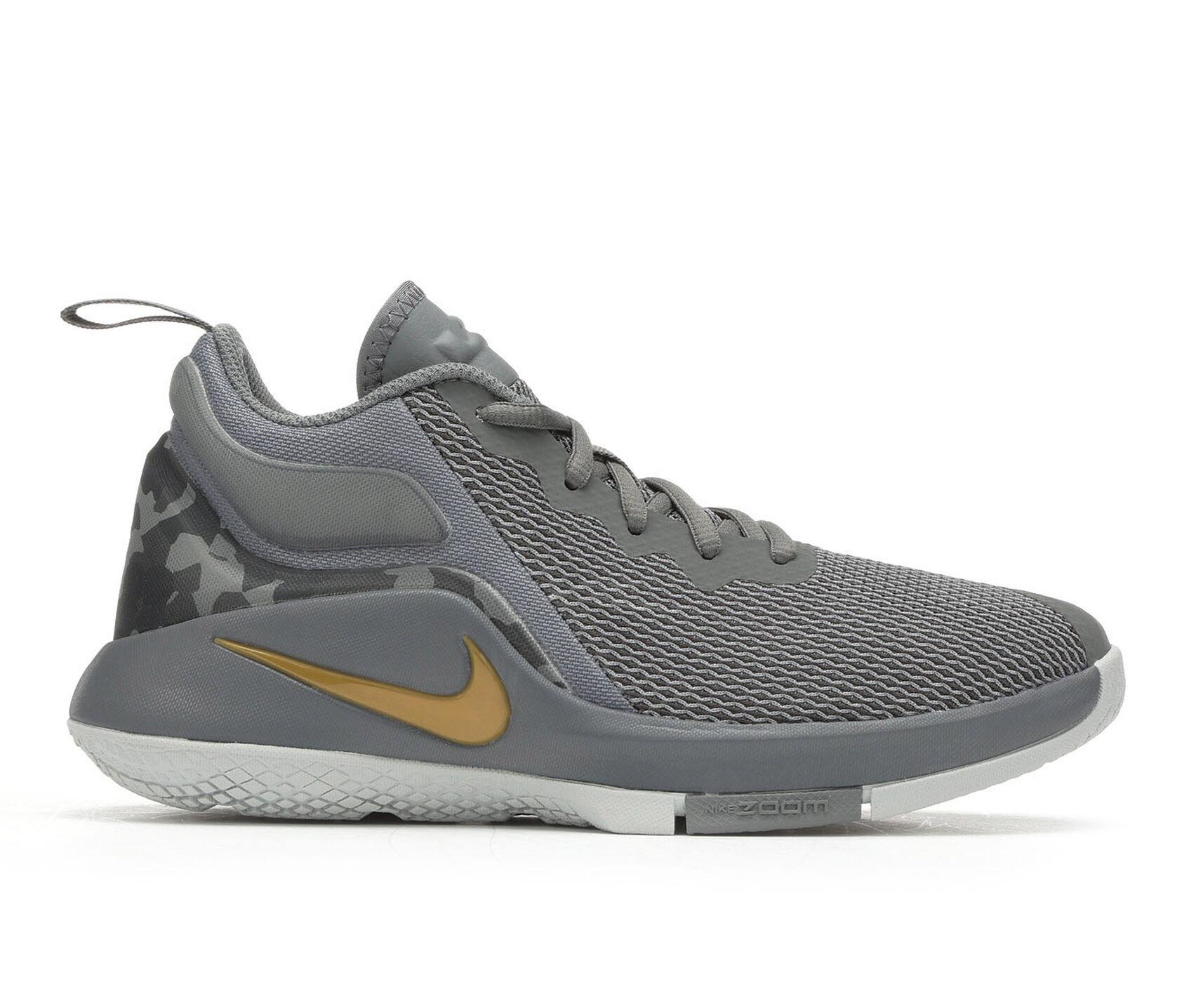 e6c1360cb253 ... RedAnthraciteWhite Boys Nike Lebron Witness II 3.5-7 Basketball Shoes  ...