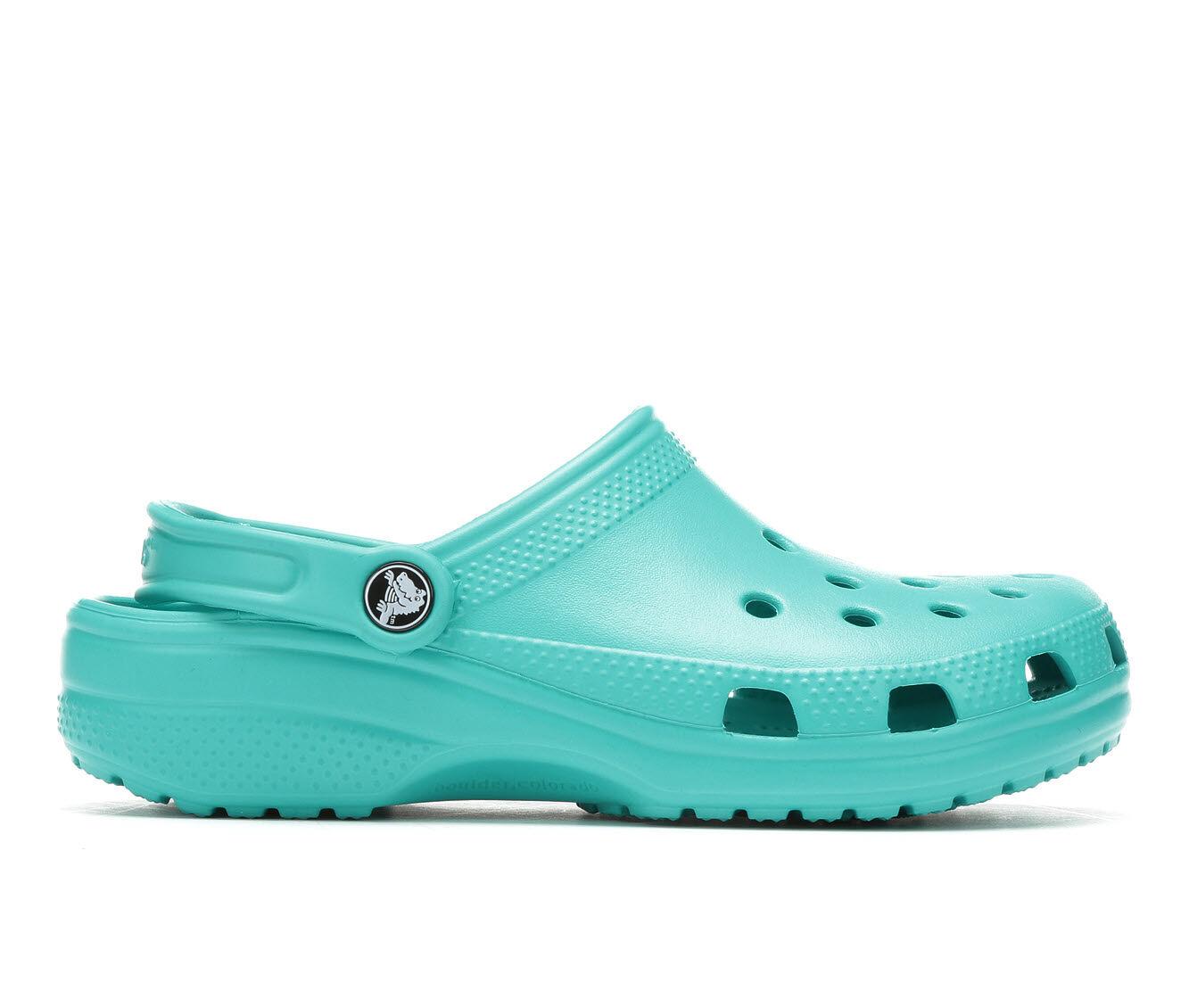 Women's Crocs Classic Clogs Tropical Teal
