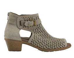 Women's Earth Marietta Seren Peep Toe Booties