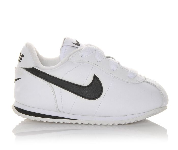 Kids Nike Infant Cortez Leather Athletic Shoes