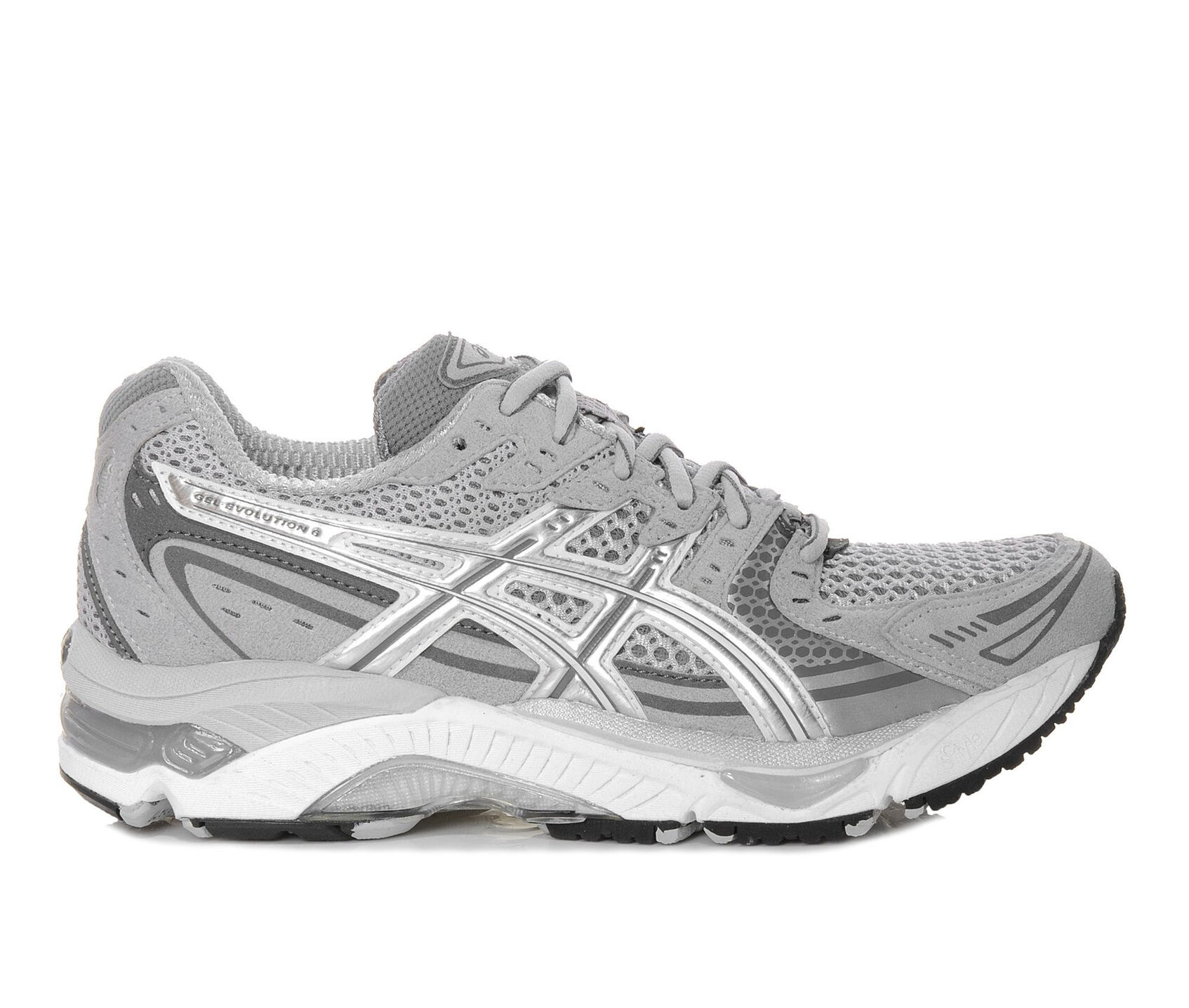 dccc2da756c Women's ASICS Gel Evolution 6 Running Shoes | Shoe Carnival