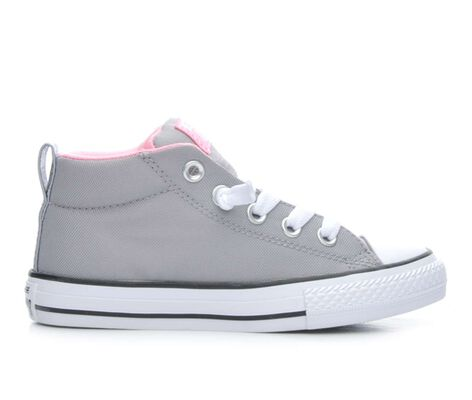 Girls' Converse Chuck Taylor All Star Street Mid Sneakers
